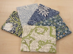Fat Quarter pack William Morris