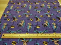 Batman cotton print